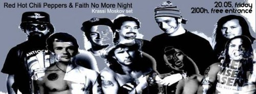 Red Hot Chili Peppers & Faith No More Night