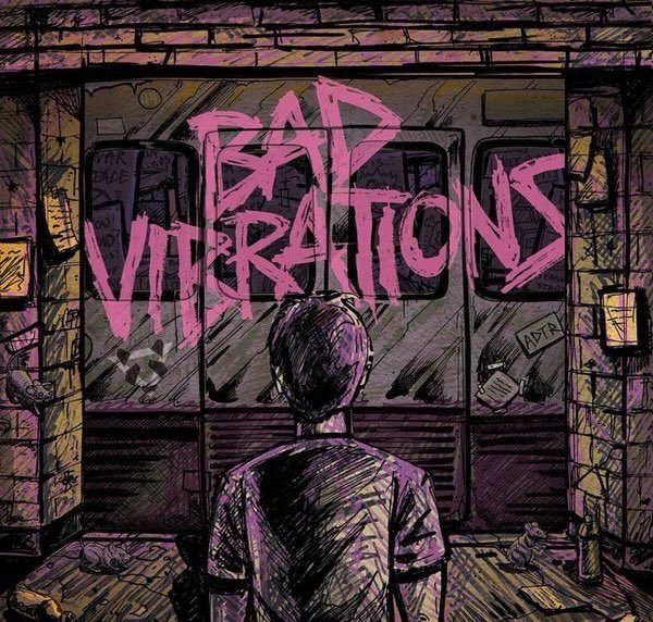 A Day To Remember - Bad Vibrations (2016)