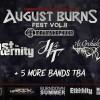 August Burns Fest 2016
