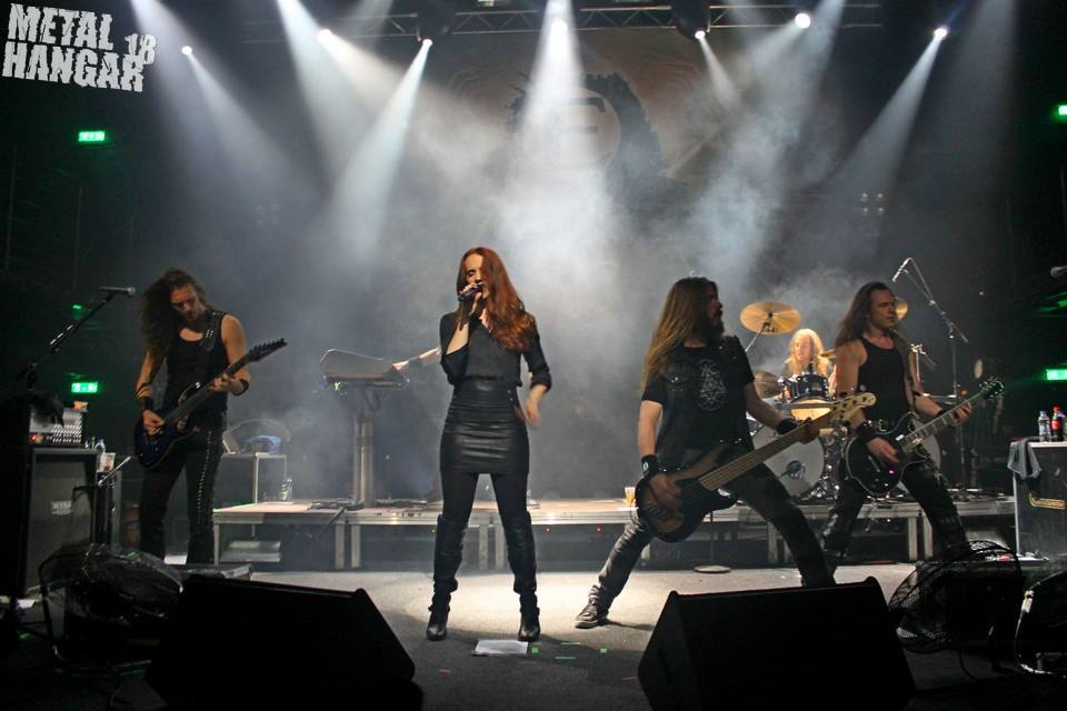 Epica @Fix Factory of Sound, Greece (28 March 2015)