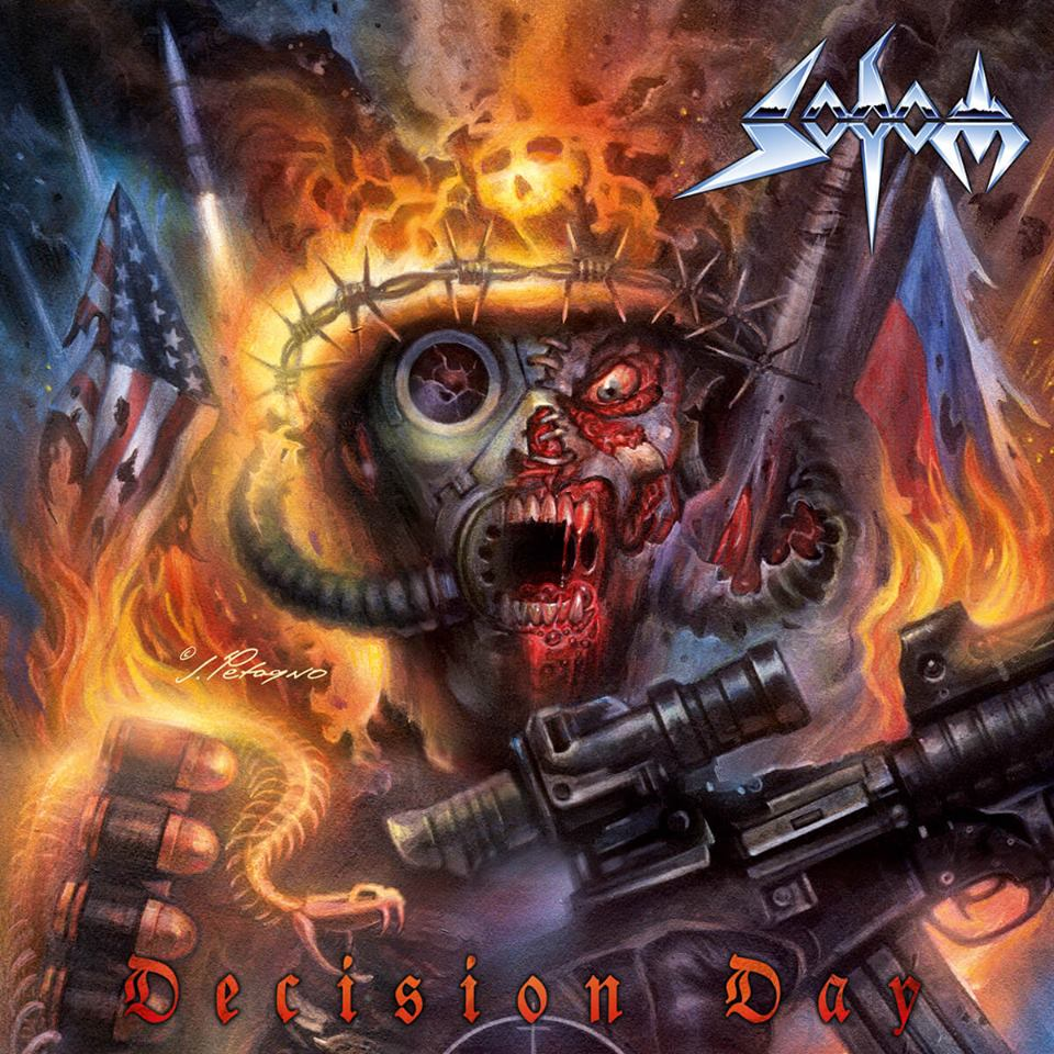 SODOM - Decision Day (2016)