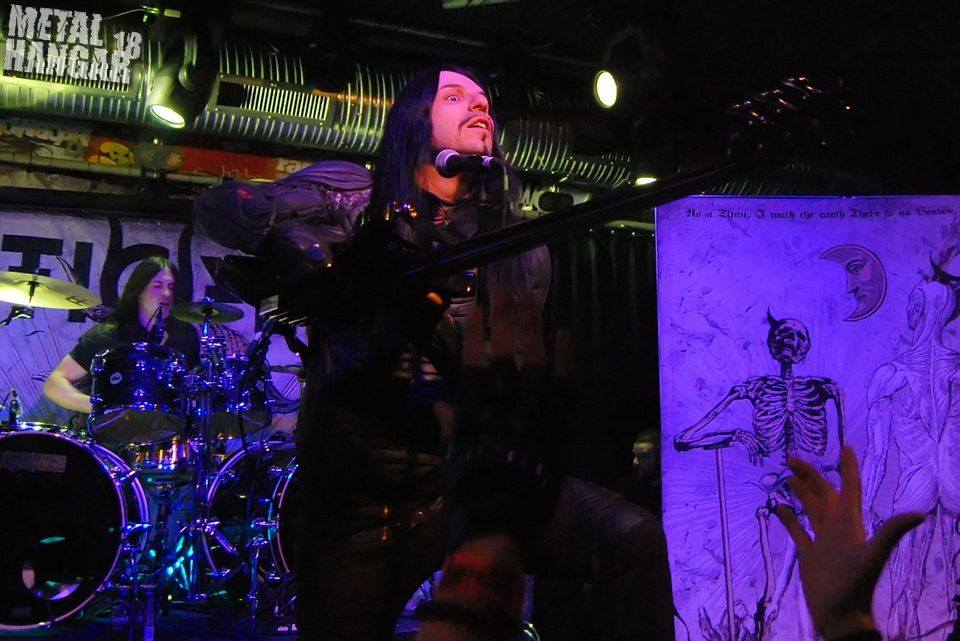 Septicflesh @Mixtape 5, March 9 2015