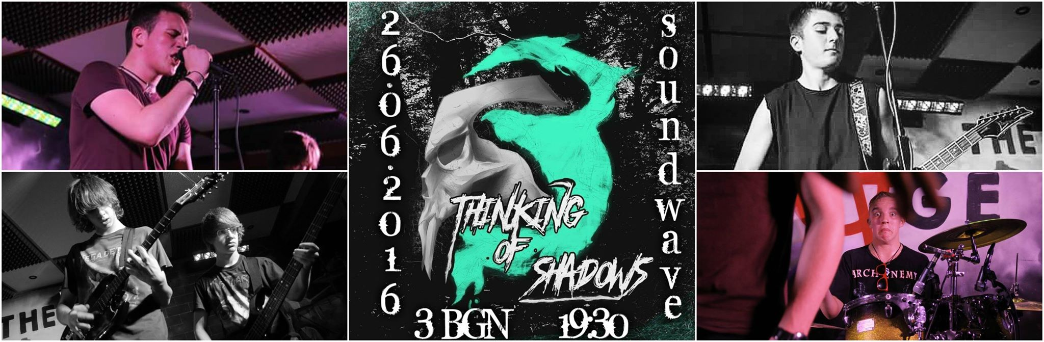 Thinking of Shadows @Soundwave June 26