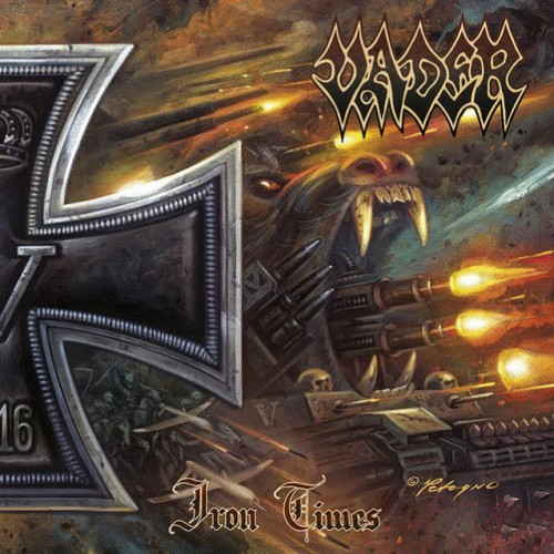 VADER - Iron Times (2016)