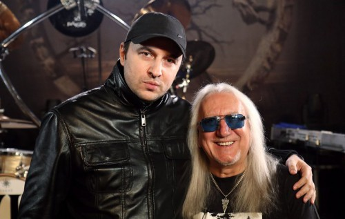 Vasko & Mick Box_Uriah Heep