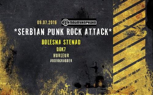 Serbian punk rock