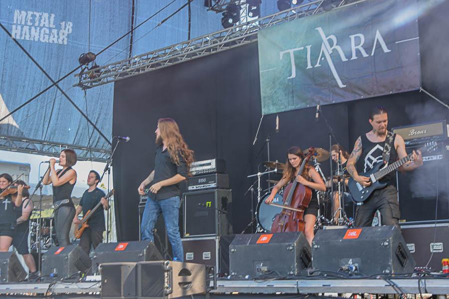 Tiarra @ Kavarna Rock Fest 2016