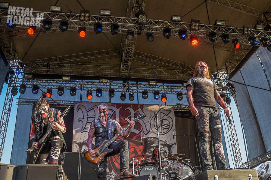 Varg @ Kavarna Rock Fest 2016