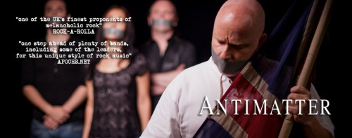 Antimatter 1