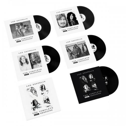 Led Zeppelin -BBC-2016-Vinyl Boxset-White