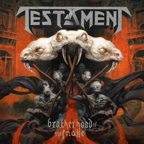testament - 'The Brotherhood Of The Snake'