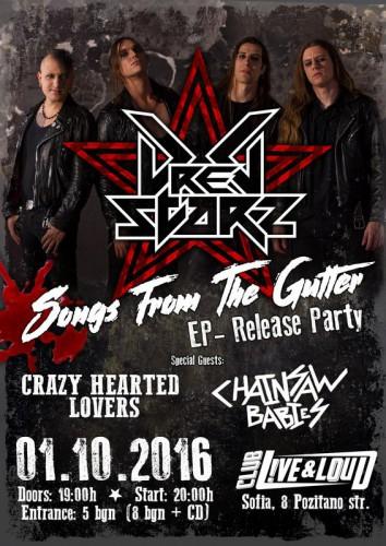 DregStarz promo poster
