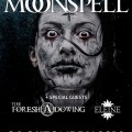 MOONSPELL & SPECIAL GUEST POSTER 2016