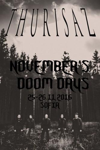 November's Doom Days - Thurisaz