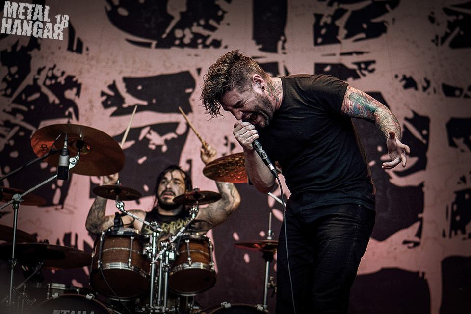 Suicide Silence @ Metal Days 2015
