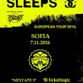 While She Sleeps & Blood Youth @ Mixtape 5, Sofia (November 7 2016)