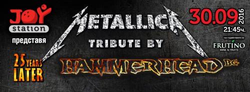 metallica tribute 91