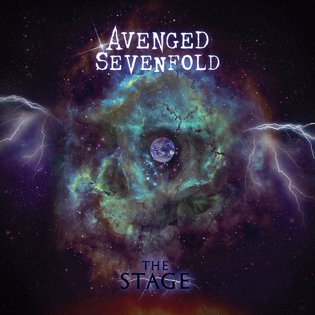 A7X - ''The Stage'' (2016)