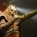 Снимка от концерта на Lordi в София през 2009 г. Фотограф: Недко Игнатов