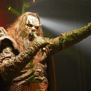 Mr. Lordi, снимка от концерта на Lordi в София, 2009Фотограф: Недко Игнатов