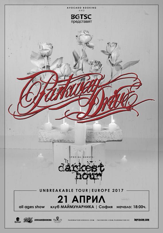 ParkwayDrive POSTER 2017 BG