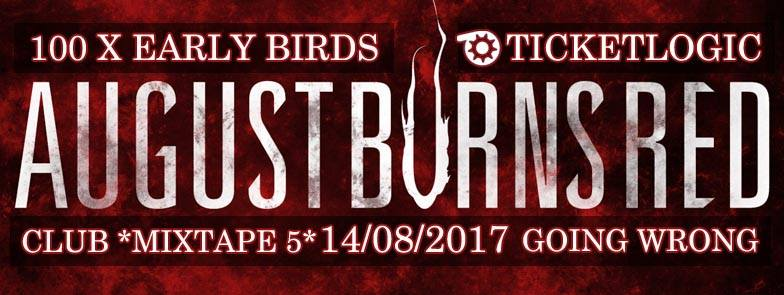 August Burns Red @ Mixtape 5, Sofia