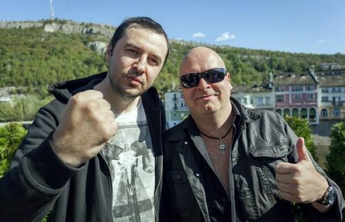 Vasko & Michael Kiske_Unisonic