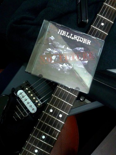 hellrider demo cover