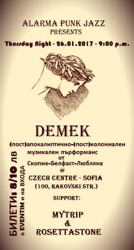 DEMEK_Sofia_PLAKAT