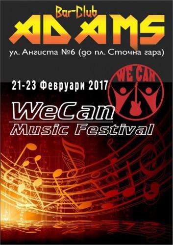 WeCanMusicFestival