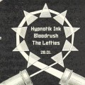 bloodrush, hypnotik ink, the lefties
