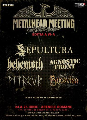 Metalhead Meeting 2017