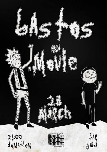 bastos-koncert-poster