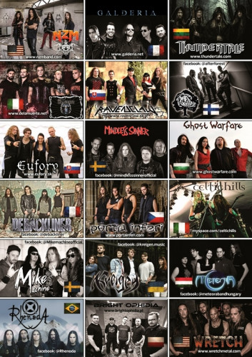 globalliance bands_vol2