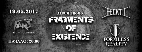 FOE fragments of existence promo