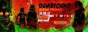 Излезе първият официален видеоклип на DUMBFOUND