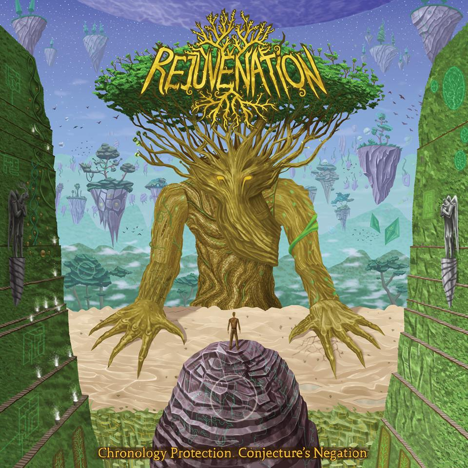 Rejuvenation debut ep