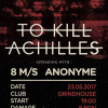 To Kill Achilles - poster