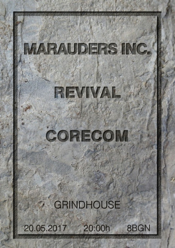 marauders, revival, corecom