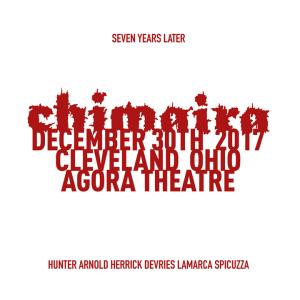 CHIMAIRA с концерт-реюниън в края на годината