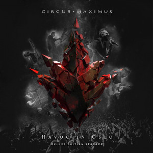 CIRCUS MAXIMUS издават концертен албум