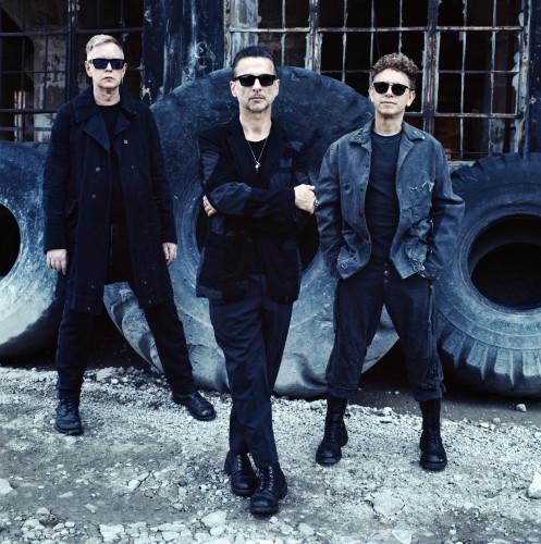 Depeche Mode, New York 2