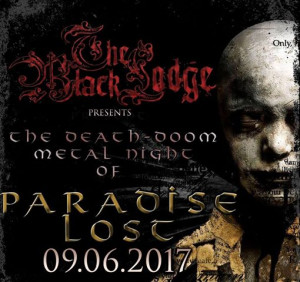 Paradise Lost – The Draconian Doom Night на 09.06.2017 в The Black Lodge