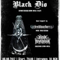BlackDioGigPoster