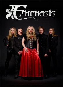 Естонците EMPHASIS издават нов албум