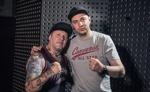 Vasko & Roger Miret_Agnostic Front