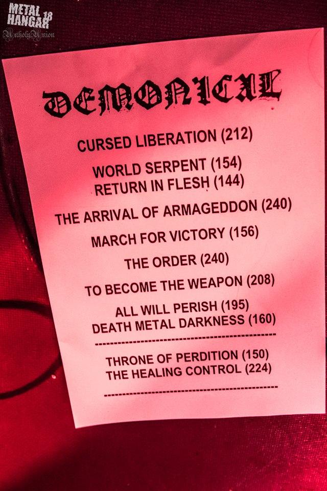 demonicalset