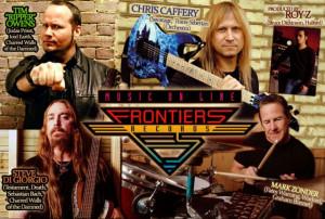 Четирима известни метъл музиканти в нова супергрупа