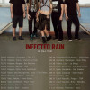 infected rain tour 2017