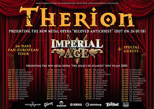 Therion @ Sofia